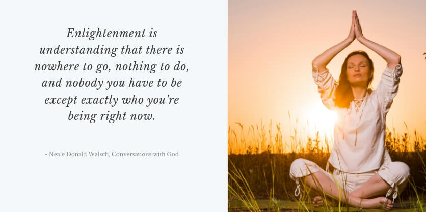 Neale Donald Walsh quote from Conversations with God Book 1