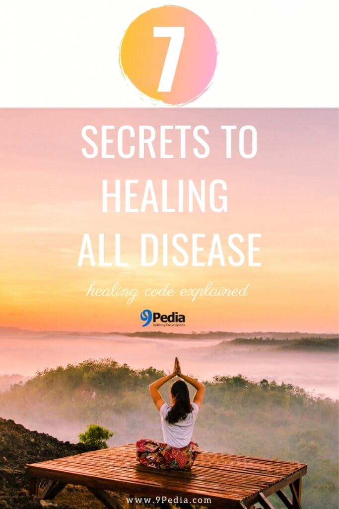 The Code to Healing all Disease Has 7 Simple Rules - 9Pedia.com