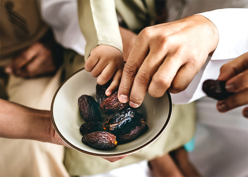 Dates are a great sugar replacer and you can use them as sugar or syrup.