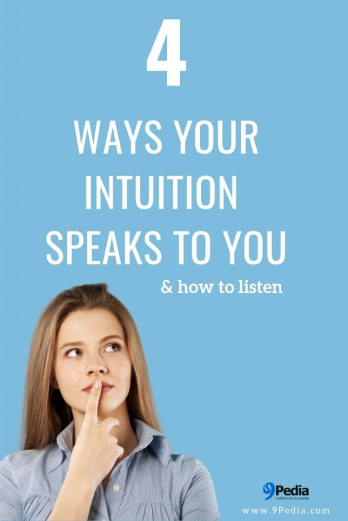 How to Listen to Your Intuition - Know When It's Intuition Speaking - 9Pedia.com