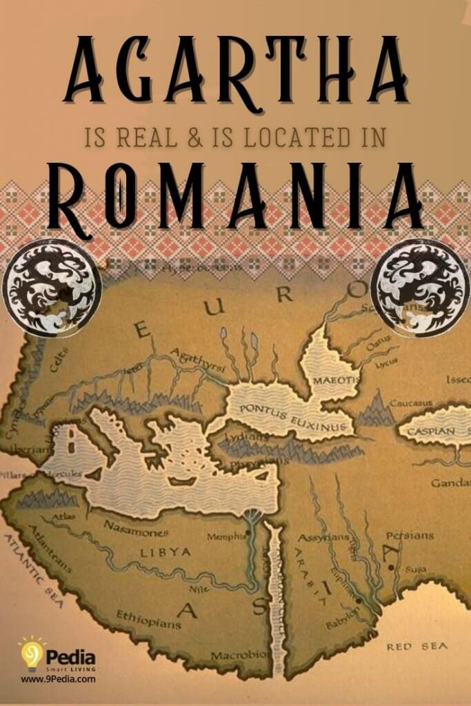 Agartha Is Real and Is Located in Today's Romania