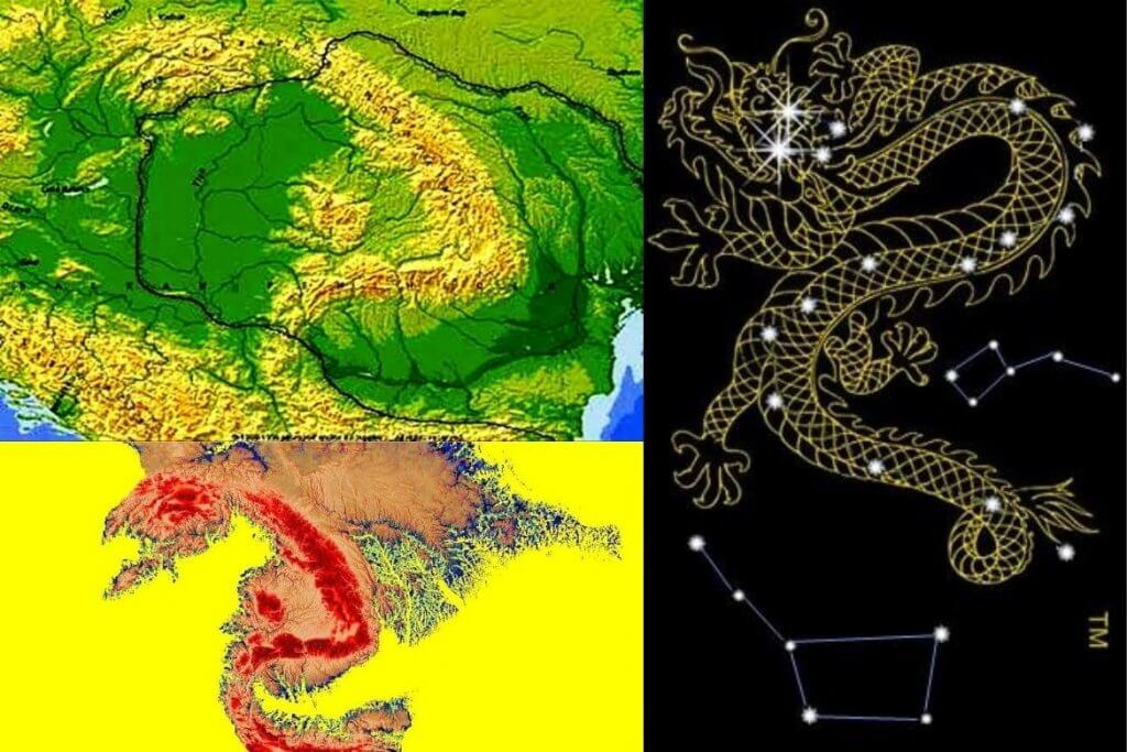 Does Agartha Exist? Where is Agartha located? Carpathian Mountains - Constellation Draco